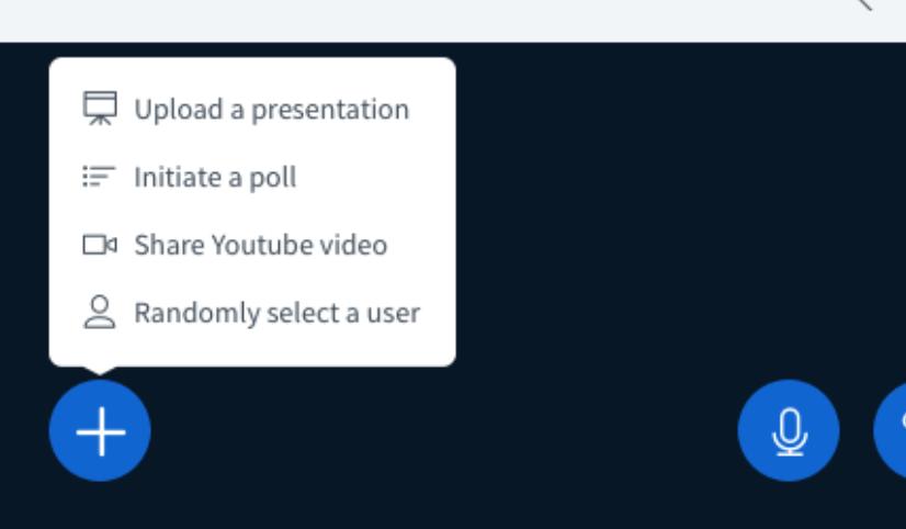 انتخاب بین کاربران