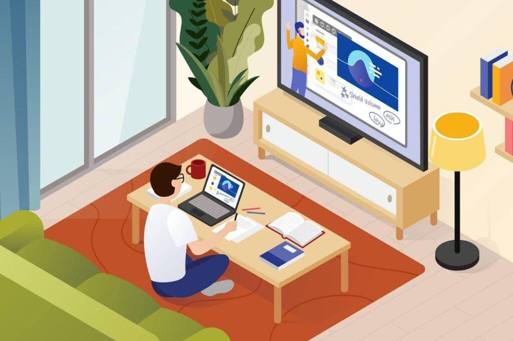 مدرسه آنلاین